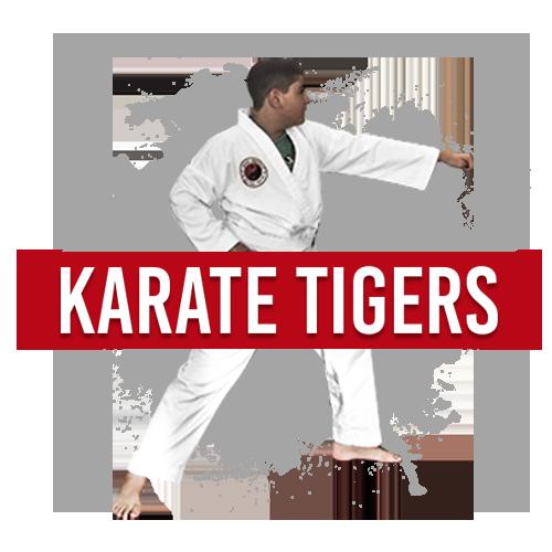 karate tigers